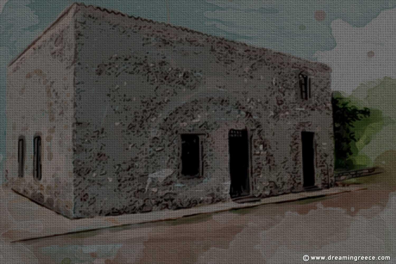 Monemvasia Archaeological Collection Peloponnese Greece