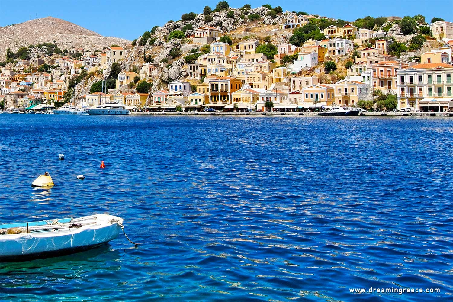 Holidays in Tilos island Dodecanese Greece