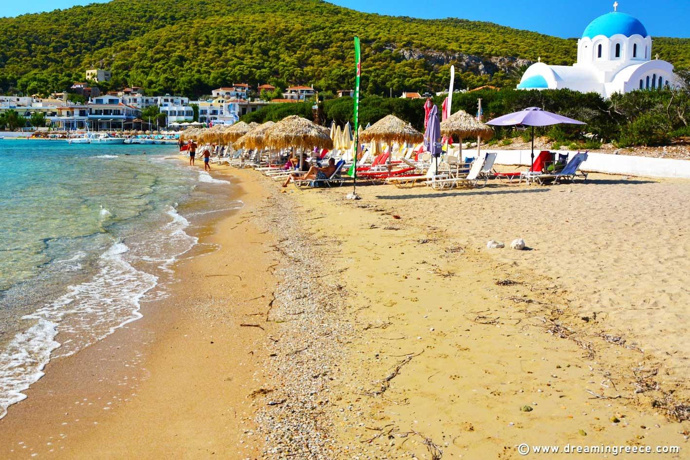 Holidays in Agistri island Greece Vacations Argosaronic islands