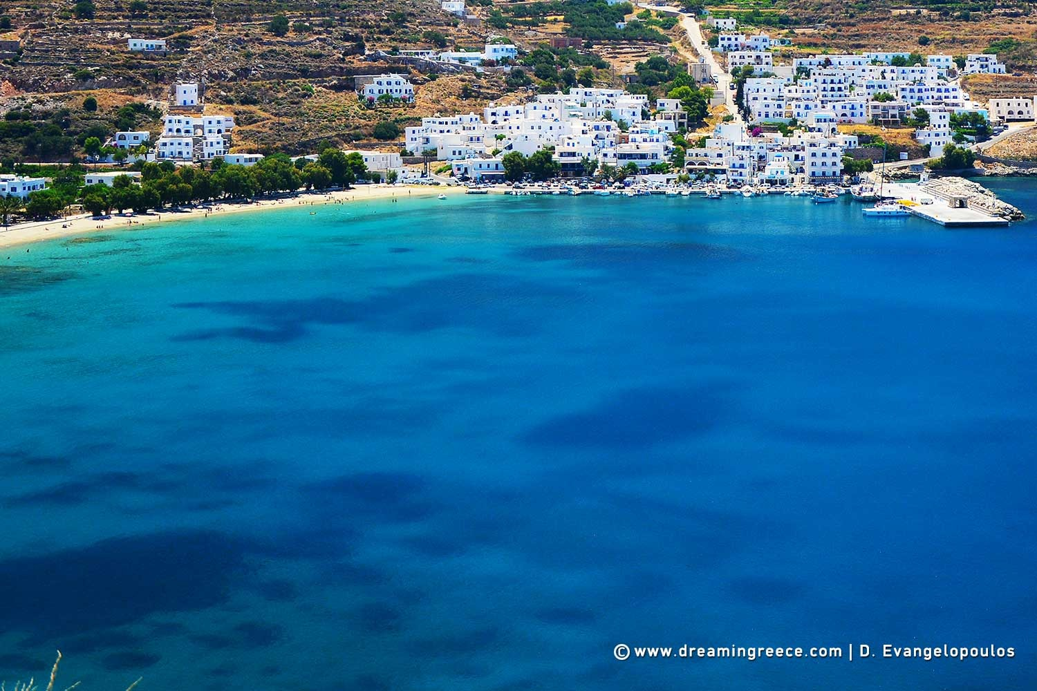 Holidays in Amorgos island Cyclades Vacations Greece