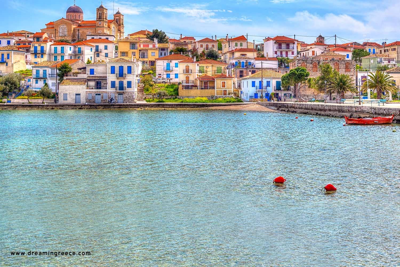 Holidays in Galaxidi Central Greece
