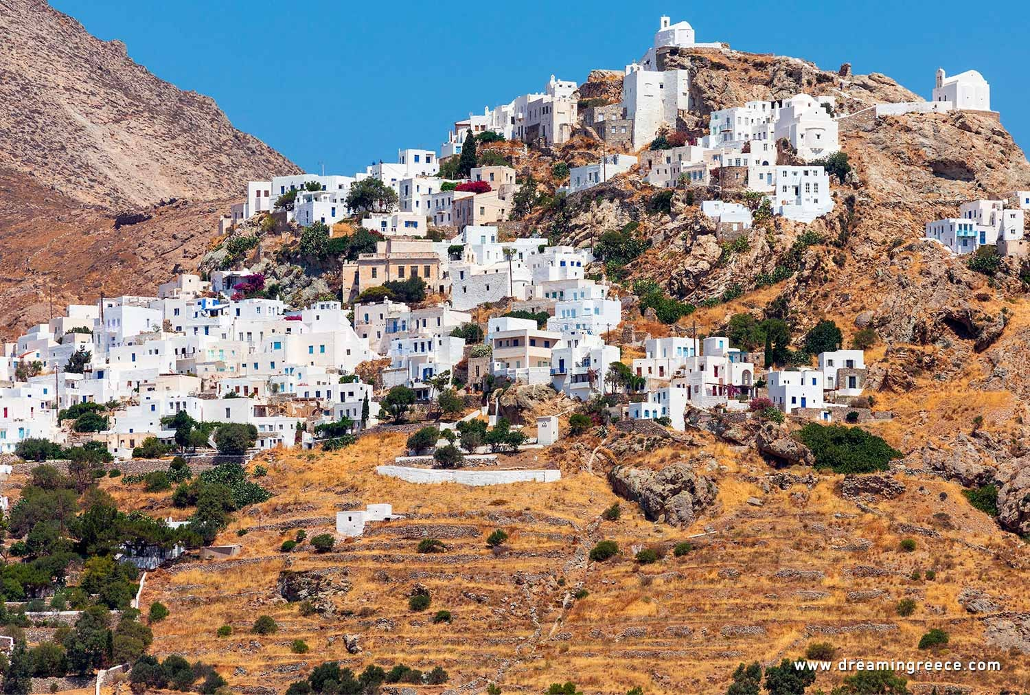 Holidays in Serifos island Cyclades Vacations Greece