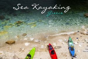Sea Kayaking in Greece. Sea Kayak Greek islands