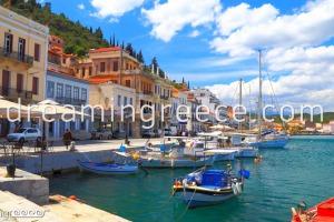 Holidays in Gytheio Greece