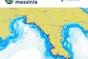 Explore Messinia Sea Kayaking in Greece