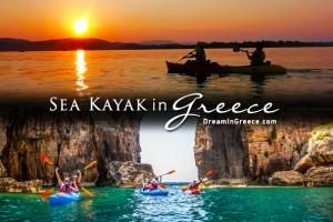 Sea Kayak Kayaking Greece Travel Guide Greece