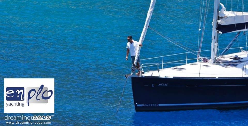 Enplo Yachting Sailing in Greece Greek islands