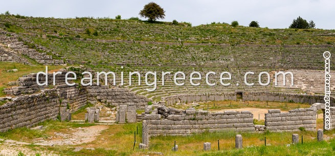 Archaeological Site of Dodona Greece