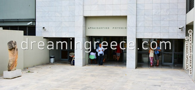 Archaeological Museum of Kavala Greece. Travel guide of Greece