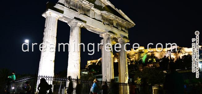 Archaeological Site of the Roman Agora Greece. Discover Greece.