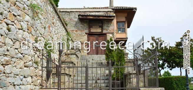 House of Mehmet Ali Pasha - Kavala Greece