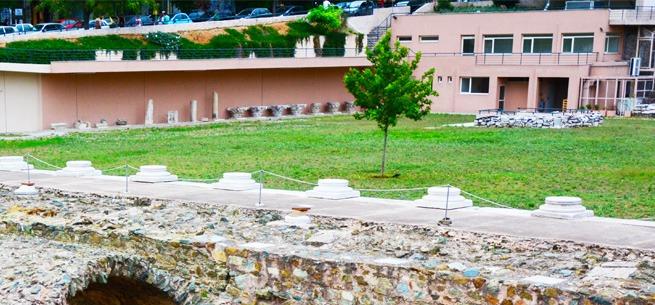 Thessaloniki's Ancient Agora Greece. Visit Greece.