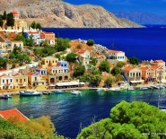 Holidays in Symi island Dodecanese Greece