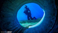 Mediterranean Dive Club Scuba diving in Santorini. Santorini Dive center