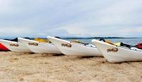 Sea Kayak Halkidiki Kayaking. Summer Holidays in Greece