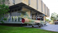 Athens War Museum Greece. Travel Guide of Greece.