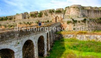 Methonis Castle Messinia Peloponnese Greece