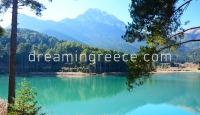 Doxa Lake Feneos of Corinth Peloponnese Greece