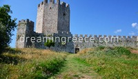Castle of Platamon Pieria Greece
