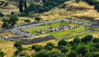 Archaeological Site of Ancient Messene Greece