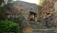 Castle of Kalamata Greece
