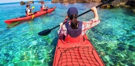 Sea Kayak Kayaking in Greece Activities