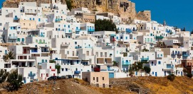 Holidays in Astypalaia island Dodecanese Greece