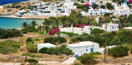 Holidays in Donousa island Small Cyclades Vacations Greece