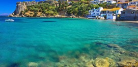 Holidays in Koroni Foinikounta Methoni Messinia Peloponnese Greece