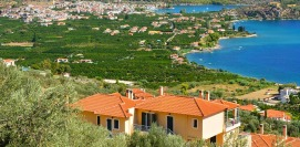 Holidays in Epidavros Argolida Peloponnese Greece