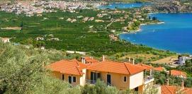 Holidays in Epidavros Argolida Peloponnese Greece