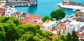 Visit Nafpaktos Central Greece. Holidays in Nafpaktos.
