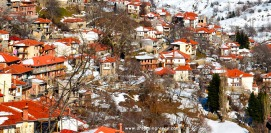 Winter Holidays in Metsovo Epirus Greece