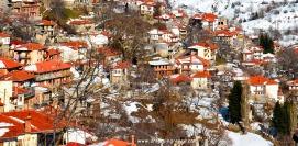 Winter Holidays in Metsovo Epirus Greece