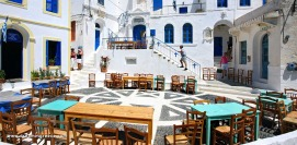 Holidays in Nisyros island Dodecanese Greece