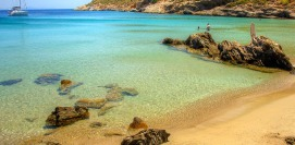 Holidays in Fournoi of Ikaria island Northeastern Aegean Islands. Vacations Greece