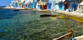 Holidays in Milos island Cyclades Vacations Greece