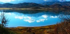 Holidays in Plastiras Lake Thessaly Greece
