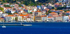 Holidays in Samos island Northeastern Aegean Islands Greece